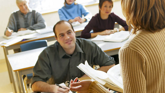Problems Of Adult Education